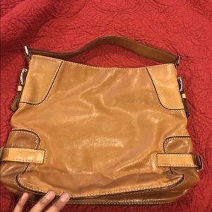 Cognac Michael Kors Bag